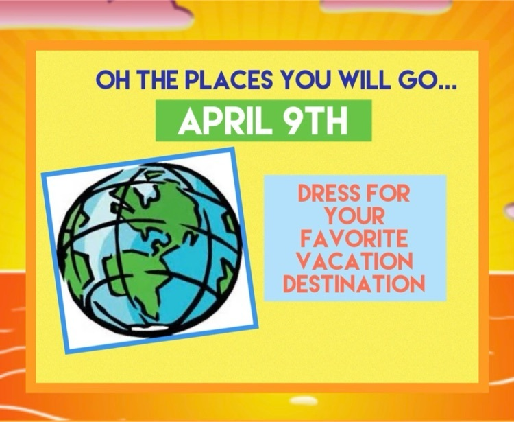 Dress for your favorite vacation destination!!🌎🏖☀️