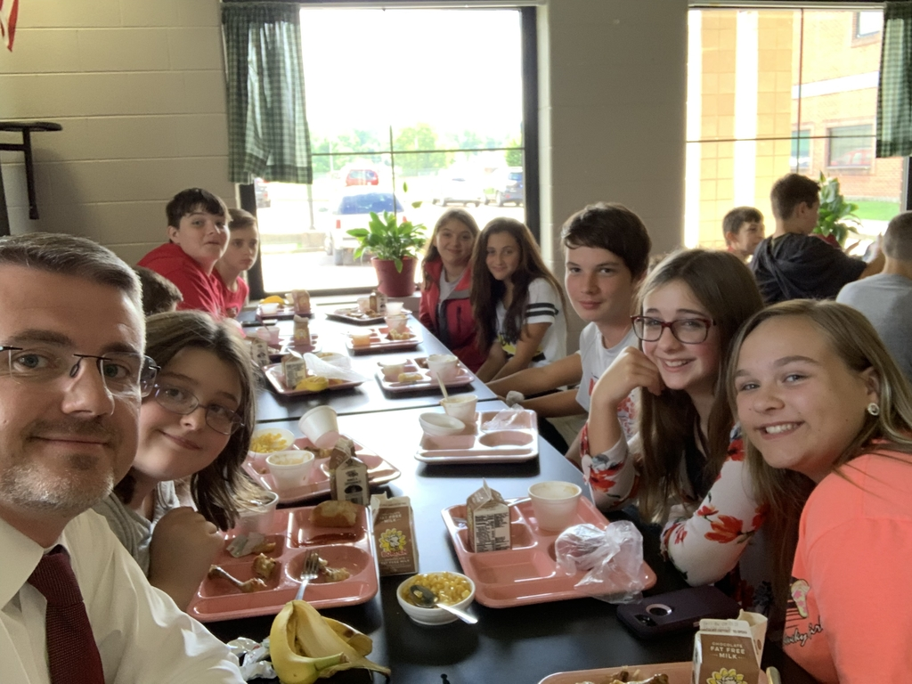 Lunch with LMS! #AllinLC